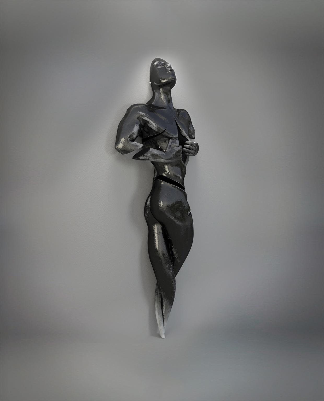 KUMAN | Œuvres d'art - Burn Out 2