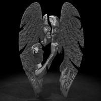 KUMAN | Œuvres d'art - Angel