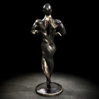 KUMAN | Œuvres d'art - Freedom bronze