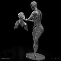 KUMAN | Œuvres d'art - Une main tendue