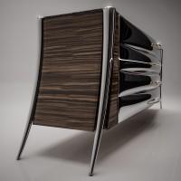 KUMAN   Design - Commode KCD 01